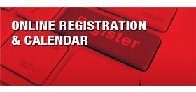 Sidebar (Online Registration & Calendar)
