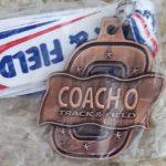 Coach O Medal
