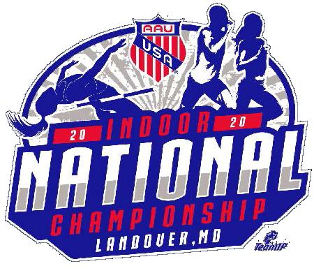 aau indoor nationals 2020