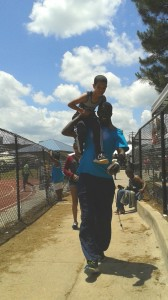 Coach Damion Southern Track Speed