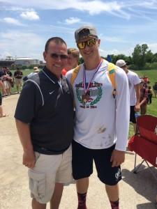 Coach Tim Downey